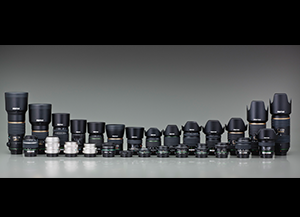 K-Mount Compatible with 25 Million PENTAX lenses