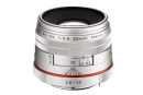 HD PENTAX DA 35mm F2.8 Macro Limited Silver
